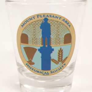 Historical Society Shot Glass